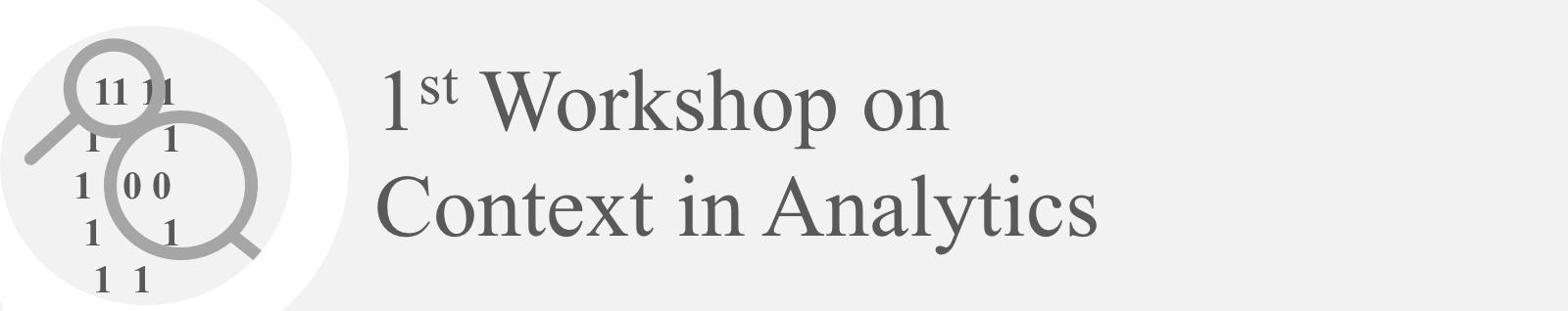 Context Analytics 2018